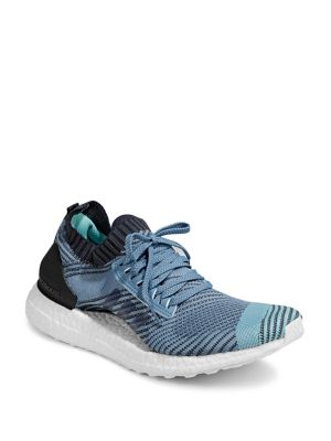 Women's Ultra Boost X Parley Platform Sneaker by Adidas