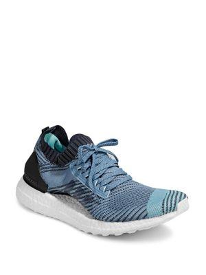 Women's Ultra Boost X Parley Platform Sneaker by Adidas