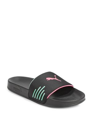Leadcat Chase Slides by Puma