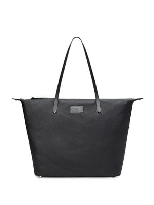 Top Zip Logo Tote by Rebecca Minkoff