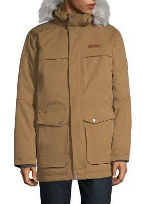Faux Fur Waterproof Jacket by Columbia