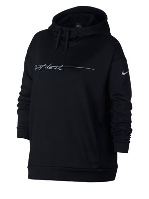 Therma Graphic Training Hoodie by Nike