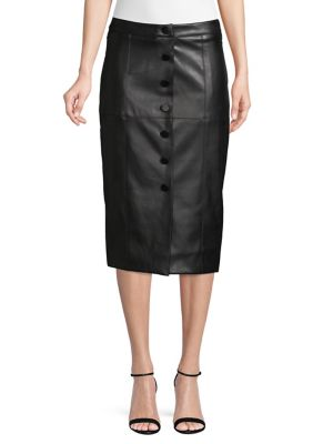 Classic Pencil Skirt by Karl Lagerfeld Paris