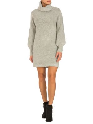 Blur Shift Sweater Dress by Guess
