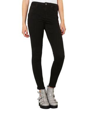 Moto Jamie Skinny Jeans 30 Inch Leg by Topshop