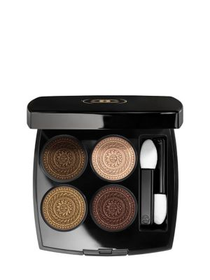 Les 4 Ombres Exclusive Creation   Limited Edition Quadra Eyeshadow by Chanel
