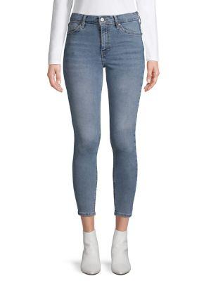 30 Inch Leg Jamie Skinny Jeans by Topshop