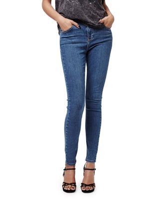 Moto 32 Inch Leg Jamie Jeans by Topshop