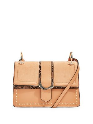 Suri Snake Piece Shoulder Bag by Topshop