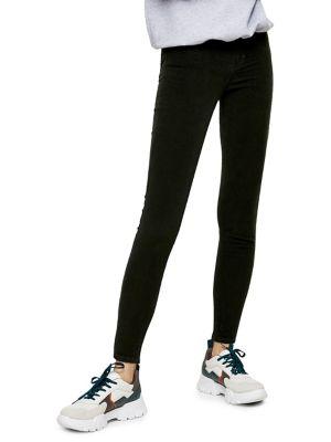 Corduroy Jamie Jeans 32 Inch Leg by Topshop