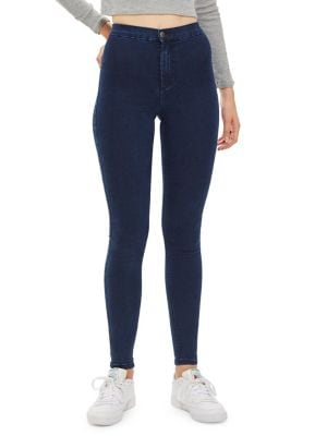 Moto Power Hold Joni Jeans 30 Inch Leg by Topshop