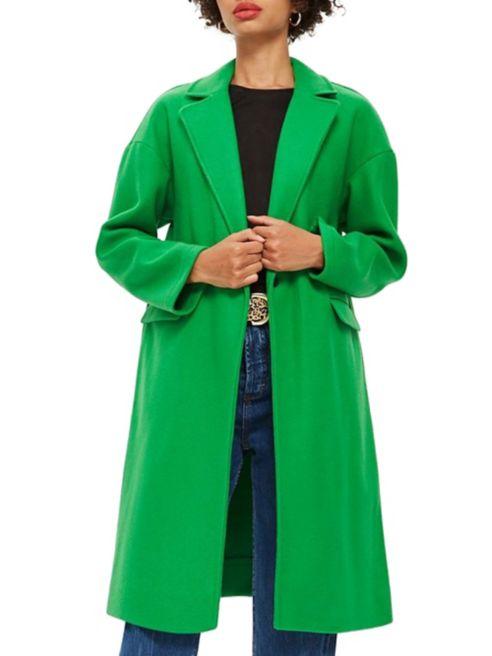 Coat Crombie TOPSHOP Relaxed TOPSHOP TOPSHOP Relaxed Coat Crombie Lily Relaxed Lily Lily 7ybg6f