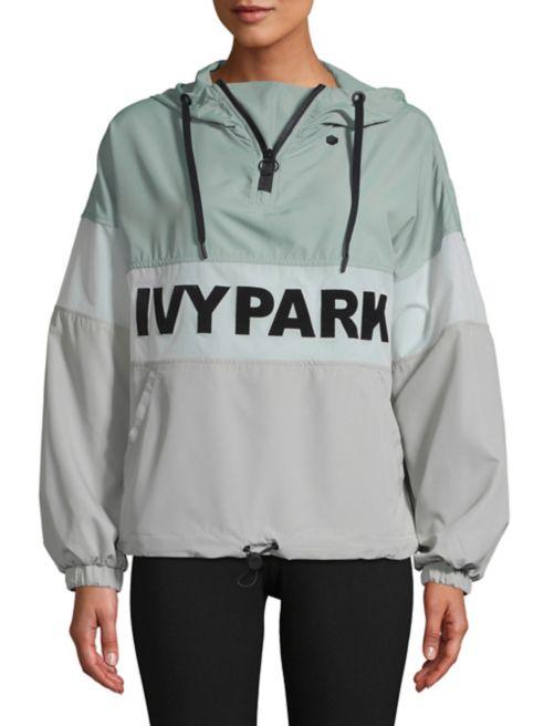 Ivy Logo Ivy Jacket Contrast Jacket Park Park Logo Contrast Yb6yvIgf7