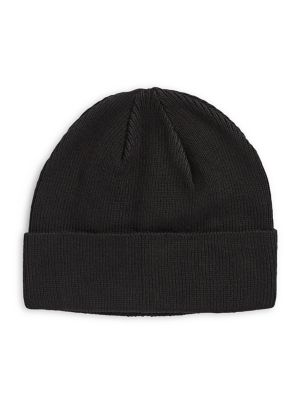 Cotton Mix Skater Beanie by Topman