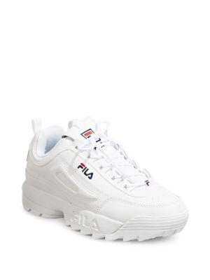 Men's Heritage Disruptor Ii Premium Sneakers by Fila