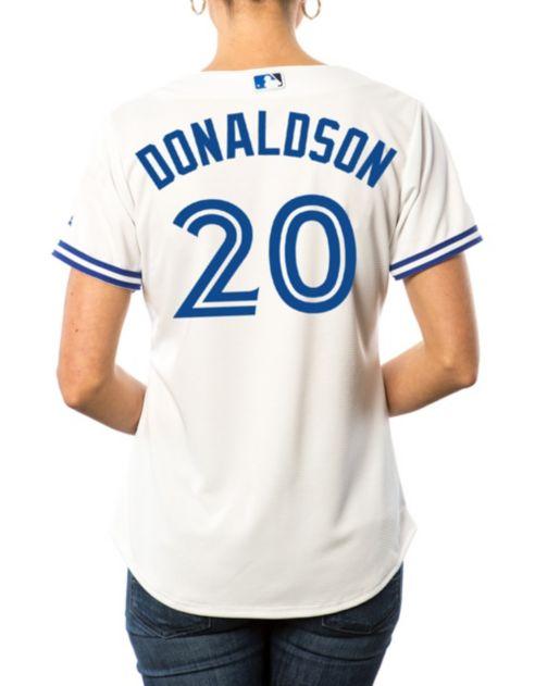 Jersey Majestic Cool Replica Donaldson Home Blue Jays Base Toronto Ladies Josh hQxtdsrC