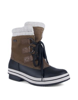 Ava Ii Waterproof Winter Ankle Boots by London Fog