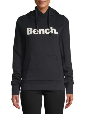 Classic Logo Hoodie by Bench