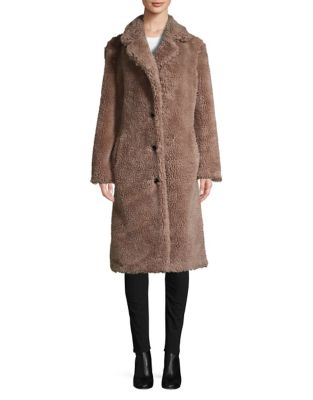 Sherpa Trench Coat by Sfw