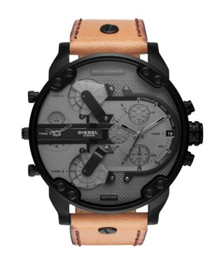 Mr Daddy 2.0 Chronograph Watch by Diesel