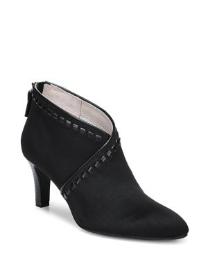 Giada Mid Heel Ankle Boots by Lifestride