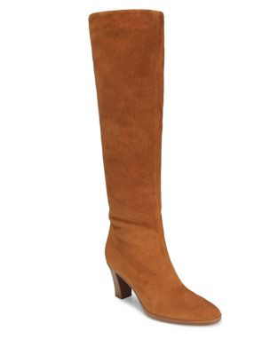 Tall Suede Boots by Vince