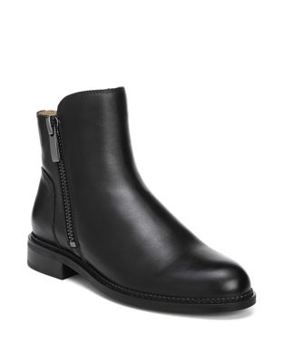 Harmona Leather Booties by Franco Sarto