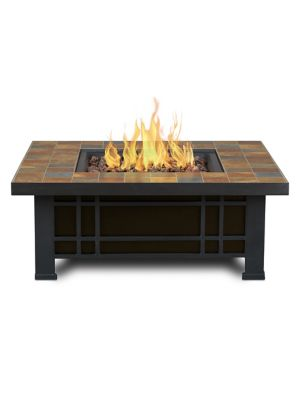 Morrison Outdoor Propane Fire Pit by Real Flame