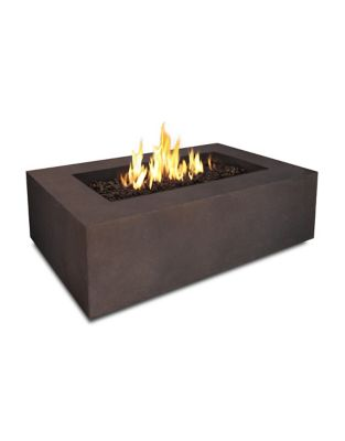 Baltic Outdoor Rectangular Propane Fire Table by Real Flame
