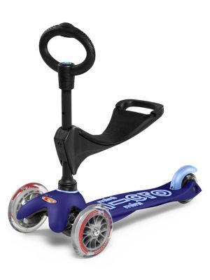 Mini Micro Deluxe 3 In 1 Kickboard Scooter by Micro Scooters