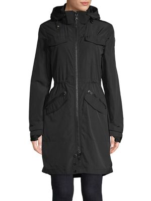 Classic Hooded Raincoat by Pajar