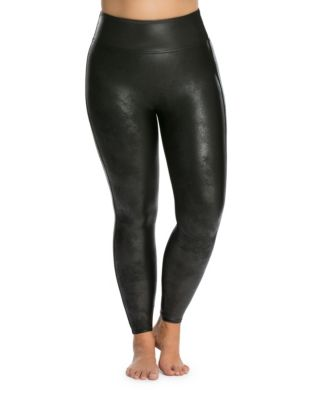 Plus Flawless Banded Leggings by Spanx
