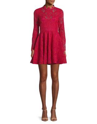 Rita Lace Dress by Saylor
