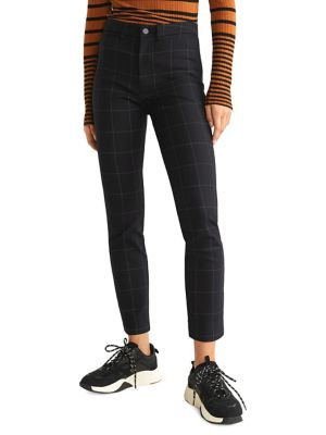 Island Slim Fit Trousers by Mango