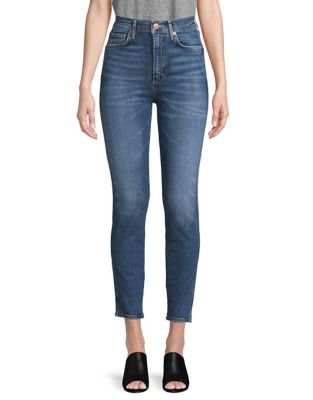 Roxanne Super High Rise Skinny Jeans by Agolde