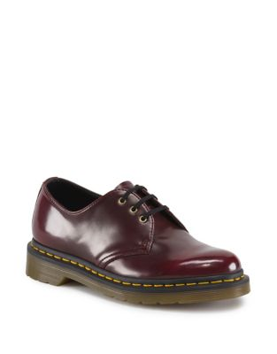 1461 Vegan Leather Shoes by Dr. Martens