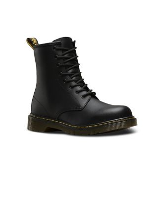 Kid's Originals 1460 Pascal Leather Combat Boots by Dr. Martens