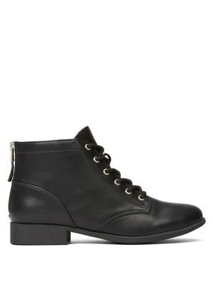 Erirella Lace Up Booties by Call It Spring