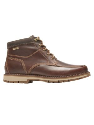 Century Moc Toe Oxford Boots by Rockport