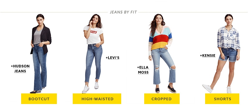 433c3a56 Straight Leg Jeans and Slim Fit Denim | Lord + Taylor