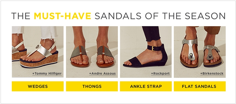 Women S Sandals Amp Slides Lord Amp Taylor