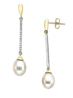 Diamond and Pearl Drop...