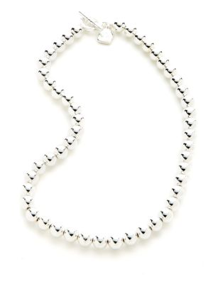 Image of Mirrored Bead Necklace