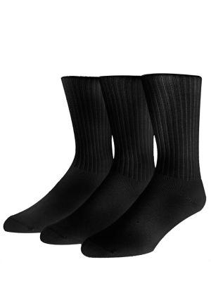 Three-Pack Casual Socks...