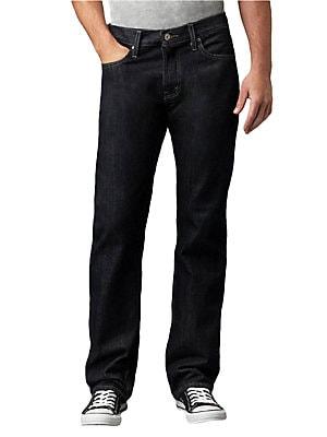 d9c2e3adcf5a Levi's - 514 Tumbled Rigid Slim Straight-Leg Jeans - lordandtaylor.com
