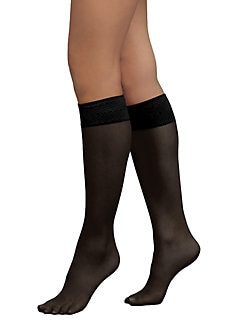 e1f02ce0c5 Sheer Hosiery: Knee High, Control Top & More | Lord + Taylor