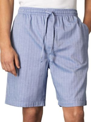 Pima Cotton Woven Pajama...