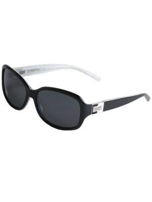 Image of 57MM Annika Rectangular Sunglasses