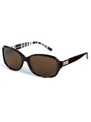 bacbbc0c68 Kate Spade New York - 57MM Annika Rectangular Sunglasses ...