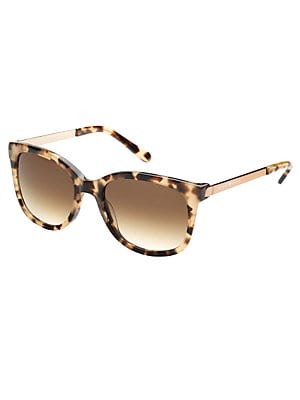 bd219c44a6 Kate Spade New York - 55MM Angelique Two-Tone Plastic Cat-Eye ...